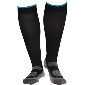 Gococo Compression Superior - Calcetines Running - negro